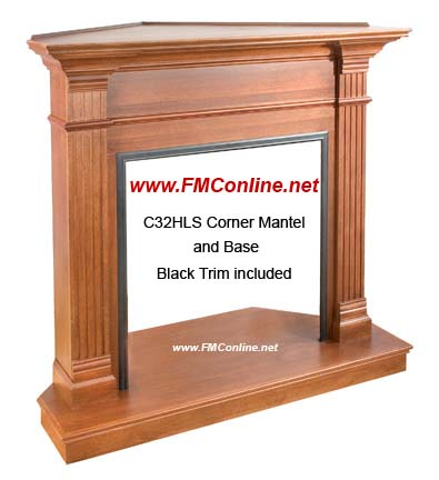 TV AND MEDIA CONSOLES - FIREPLACE MANTELS, MANTEL SHELVES
