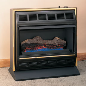 Comfort Glow Radiant Flame Gas Log Heaters Fmconline